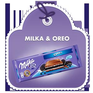 Milka & Oreo 300g