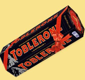 TOBLERONE Bündel 6x100g