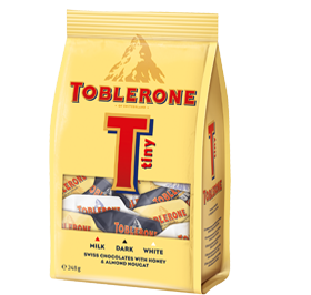 Toblerone Tiny 248g Mix