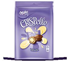 Milka Crispello Vanilie
