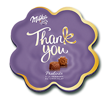 Milka Thank you 150g