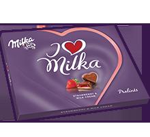 I LOVE MILKA EPRES 120G