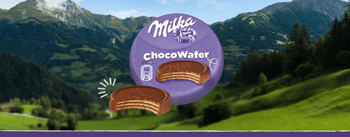 MILKA CHOCOWAFER 30G