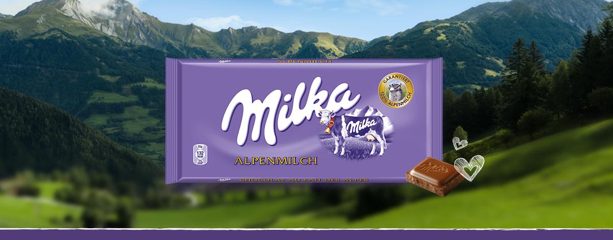 Milka Lapte