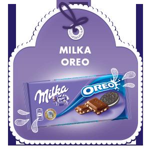MILKA OREO 100g