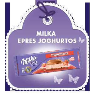 MILKA EPRES JOGHURTOS 300G
