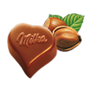 I LOVE MILKA MOGYORÓS 44 G