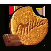 MILKA CHOCOGRAINS 126G