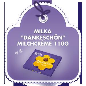 Milka Kleines Dankeschön 110g