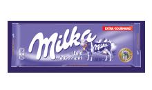 Milka Extra Gourmand Au Lait du Pays Alpin