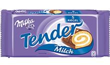 Milka Tender Latte