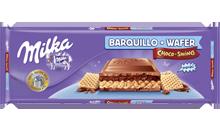MILKA CHOCO-SWING BARQUILLO