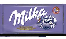 MILKA CHOCOLATE CON LECHE