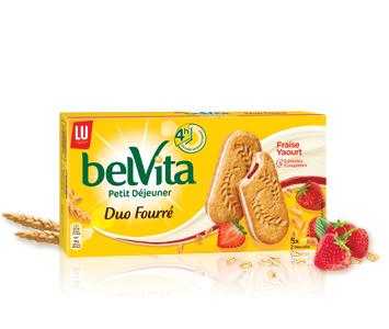 Recette biscuit petit dejeuner lu