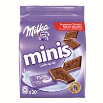 chocolat-milka-mini-lait-20x10g | Mondelez Pro