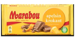 Apelsinkrokant Marabou
