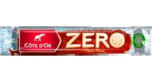 Chocolat ZERO Noir Côte d'Or