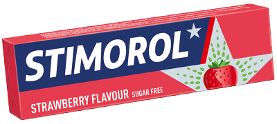 Stimorol Strawberry Stick