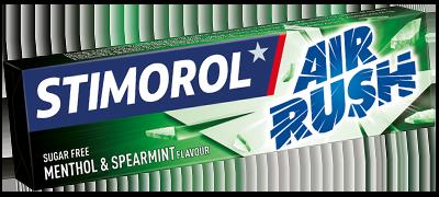 AirRush Menthol & Spearmint Stick