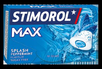 Stimorol Max Splash Peppermint