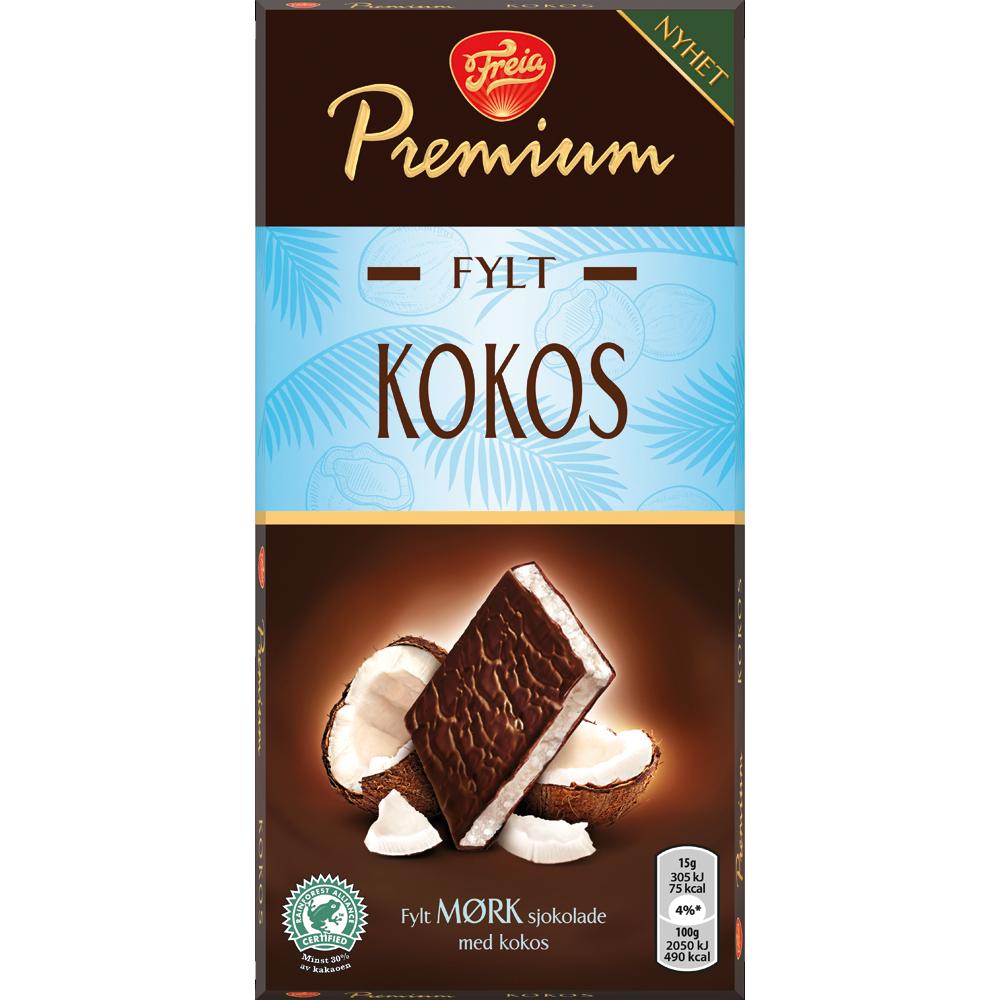 Freia Premium Kokos (150 g)