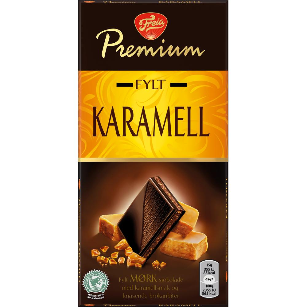 Freia Premium Karamell (150 g)