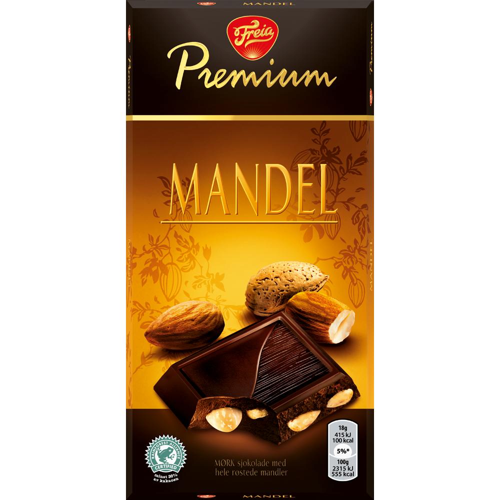 Freia Premium Mandel (180 g)