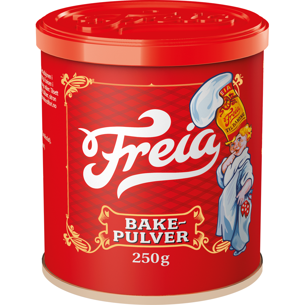 Freia Bakepulver (250 g)