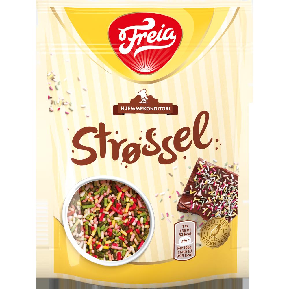 Freia Strøssel (100 g)