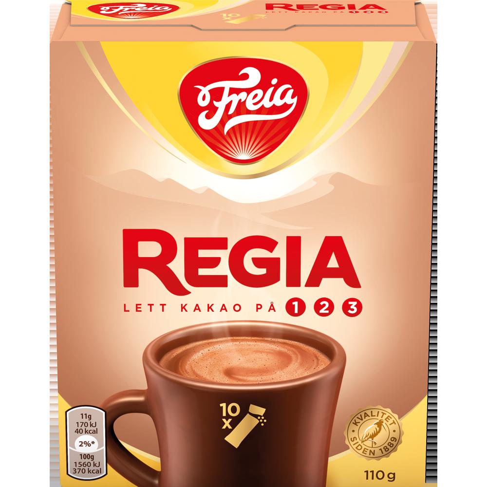 Freia Regia Lett Kakao 10pk (110 g)