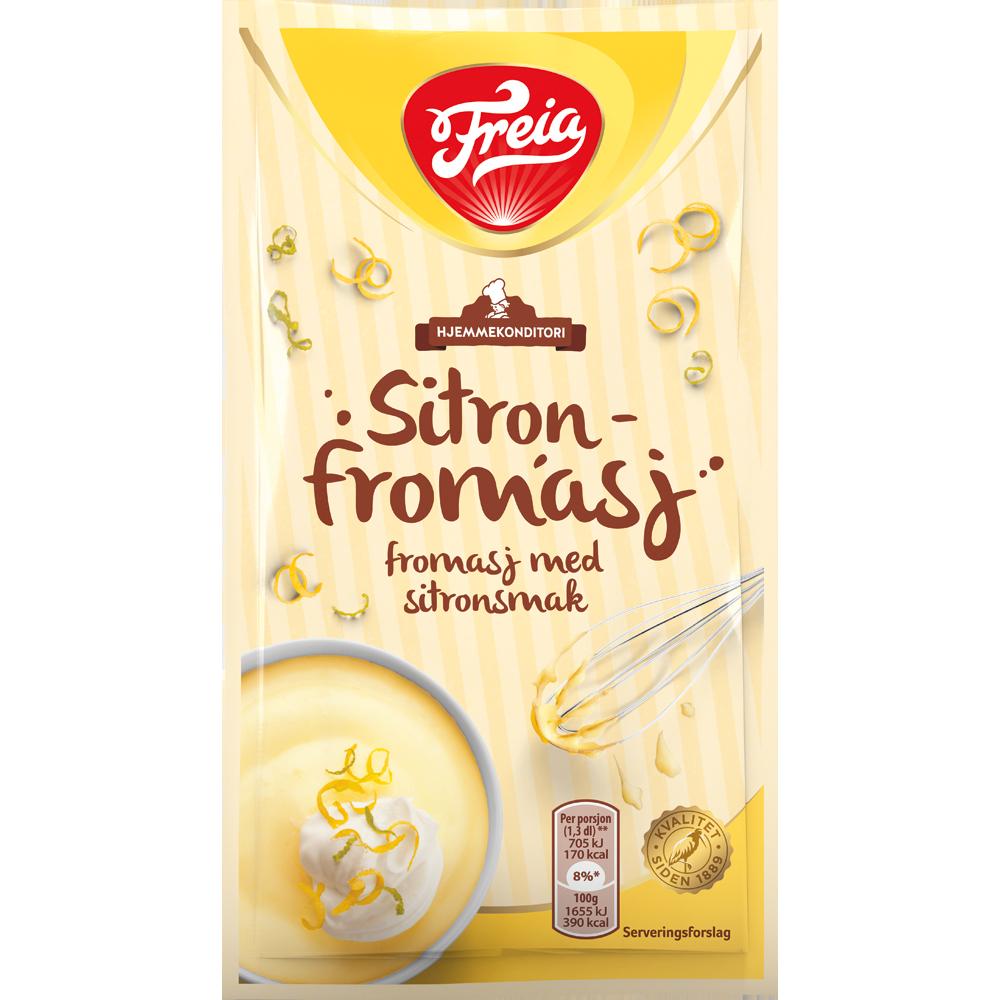 Freia Sitronfromasj (85 g)