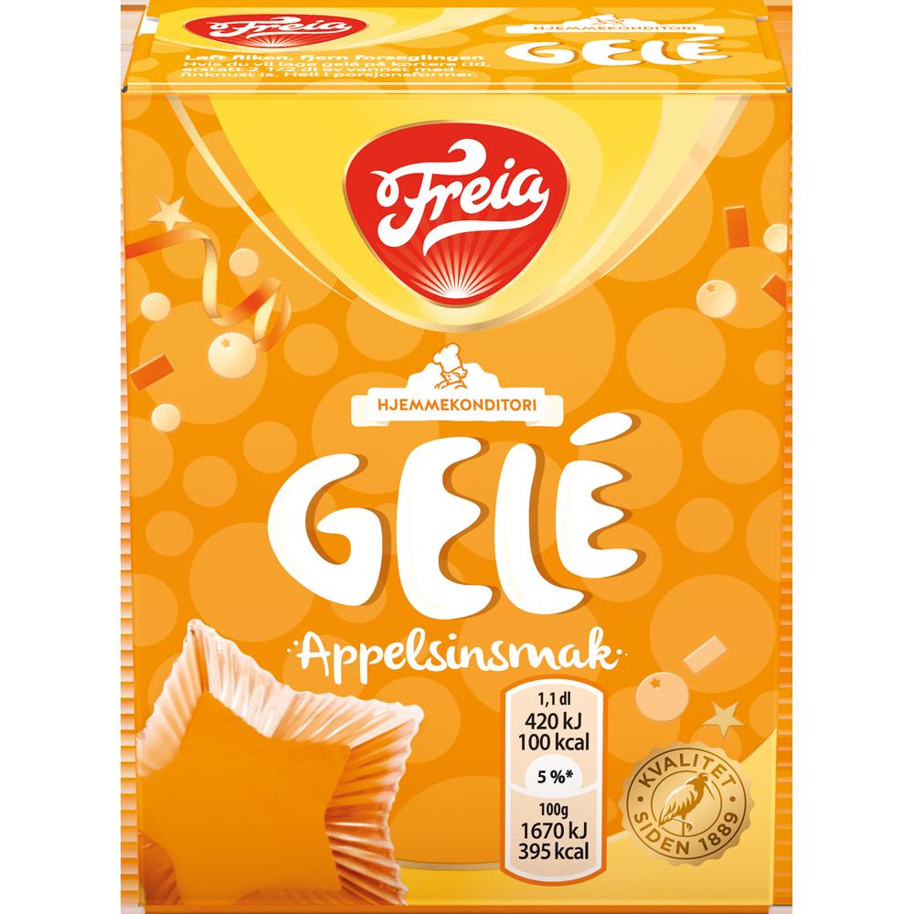 Freia Appelsingelé (125 g)