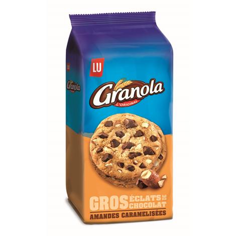 biscuits-gateaux-granola-extra-cookies-chocolat-et-amandes-caramelisees