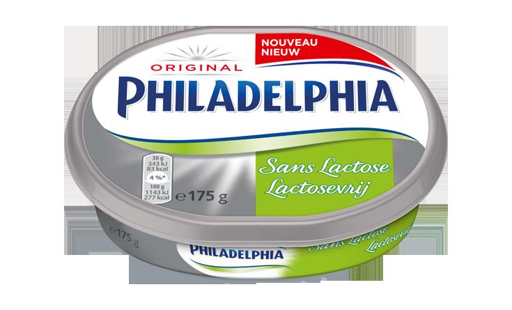Philadelphia Sans Lactose 175g