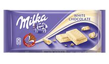 MILKA WHITE