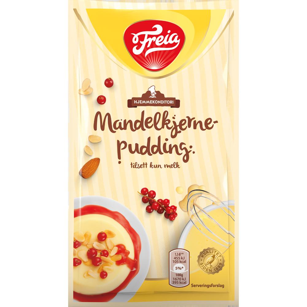 Freia Mandelkjernepudding (96 g)