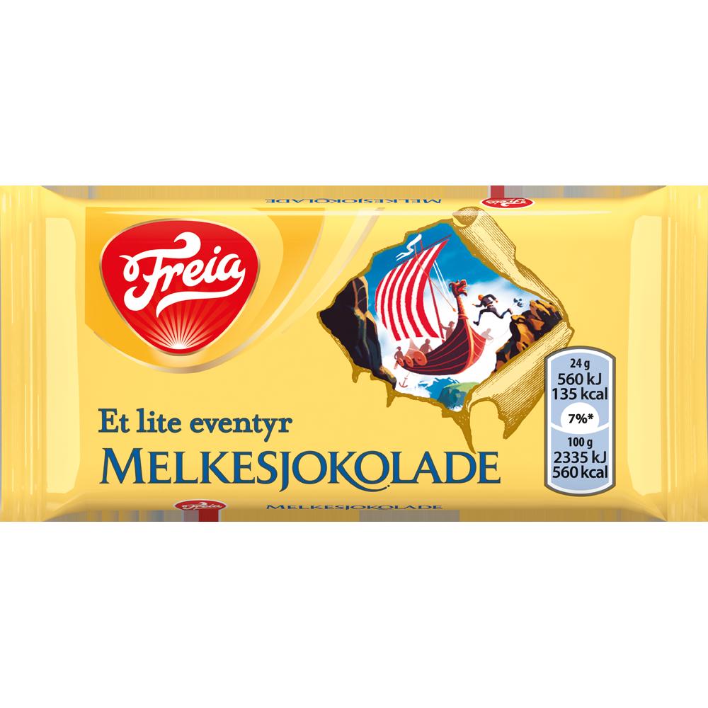 Freia Melkesjokolade Eventyr (24 g)