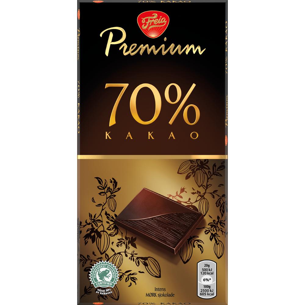 Freia Premium 70 Kakao (100 g)