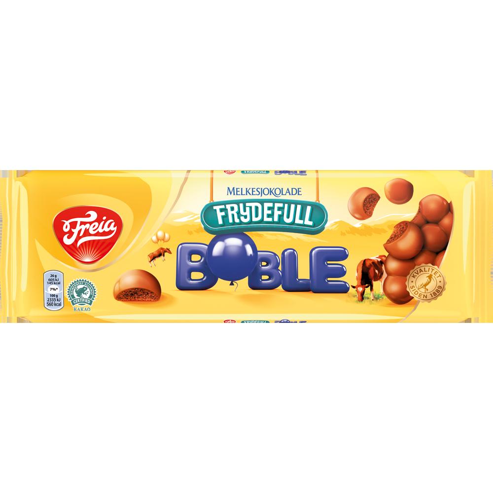 Freia Melkesjokolade Boble (210 g)