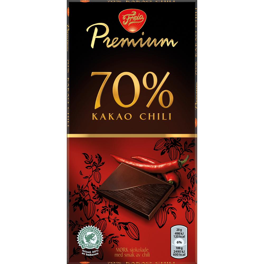 Freia Premium Chili (100 g)