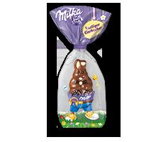 Milka Lustige Eierbecher Hase 35g