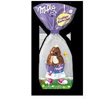 Milka Lustige Eierbecher Küken 35g