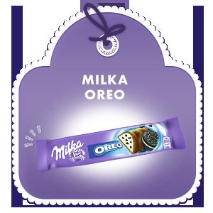 MILKA OREO 41G
