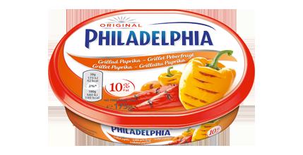 Philadelphia Grillad Paprika 175g
