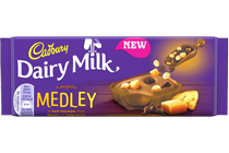 Cadbury Milk Chocolate Bars Nutrition Facts
