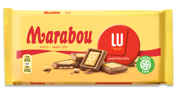 marabou choklad sorter