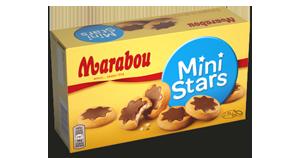 Marabou Mini Stars