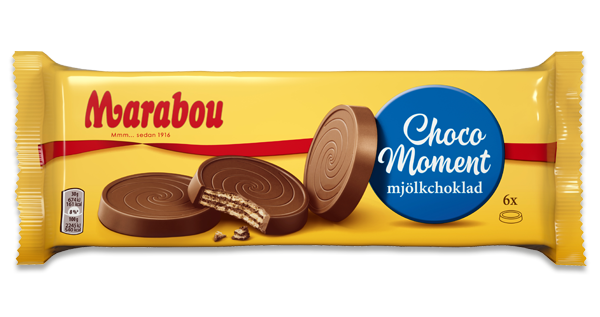 marabou cookies kalorier