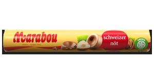 Marabou Schweizernöt rulle