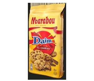 Marabou Daim Cookies